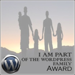 I AM PART OF THE WORD PRESS FAMILY